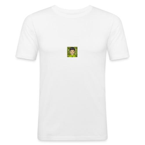 smilehappy11 - Men's Slim Fit T-Shirt