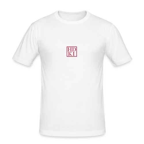 HDKI logo - Men's Slim Fit T-Shirt