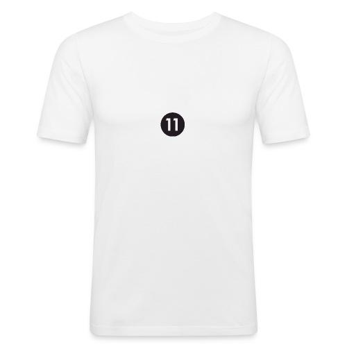 11 ball - Men's Slim Fit T-Shirt
