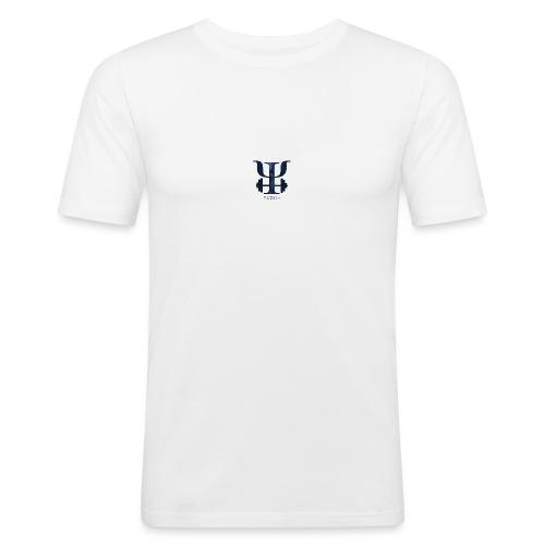 galaxy logo - Men's Slim Fit T-Shirt