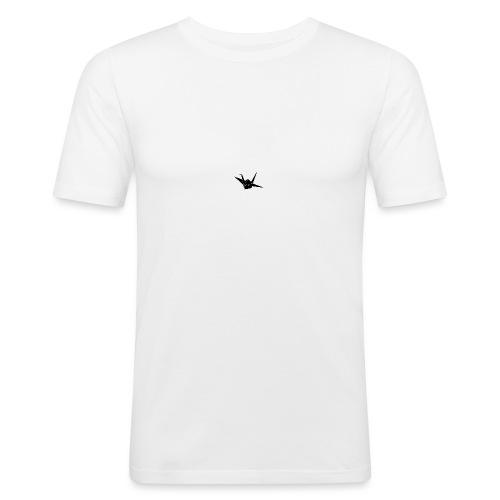 Crane bird - slim fit T-shirt