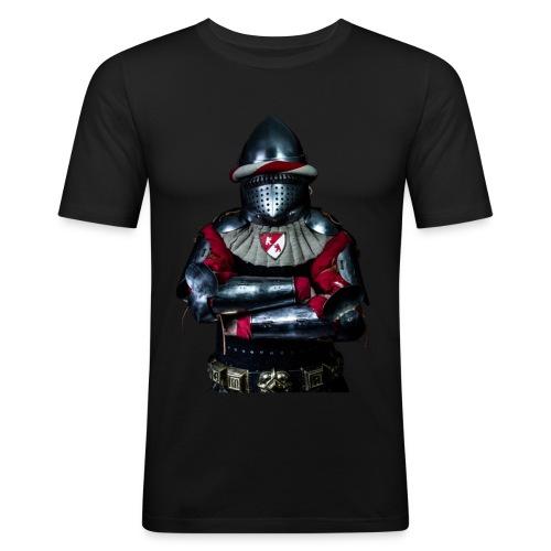 chevalier.png - T-shirt près du corps Homme
