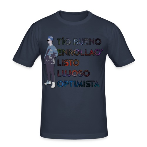 Camiseta Tello Cumple - Camiseta ajustada hombre