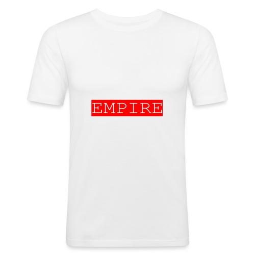 EMPIRE - Maglietta aderente da uomo