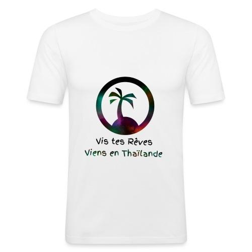 Logopit 1522618107617 - T-shirt près du corps Homme