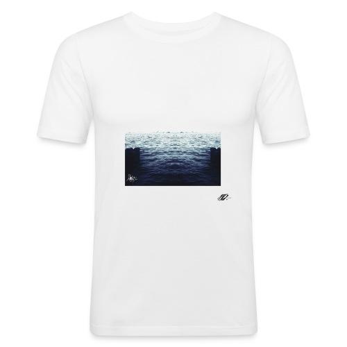 PUCON LAKE - T-shirt près du corps Homme