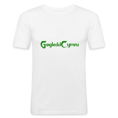 Caru Gogledd Cymru - Men's Slim Fit T-Shirt