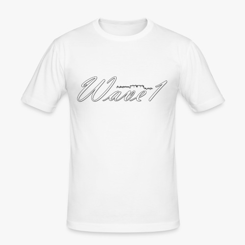 Wave1 SE - Herre Slim Fit T-Shirt