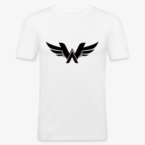 T-Shirt Logo Wellium - T-shirt près du corps Homme