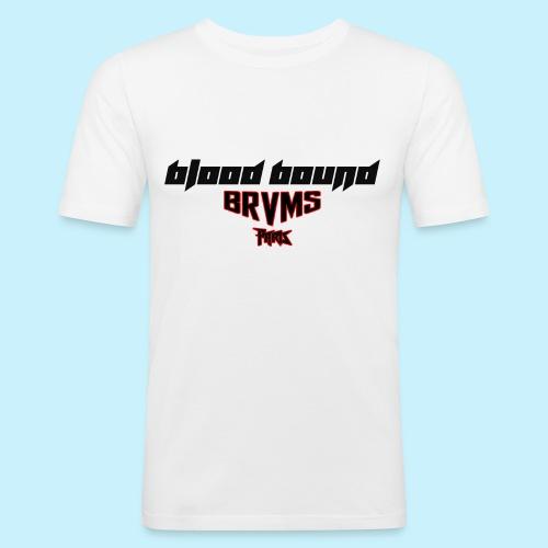 Blood Bound - BRVMS - Paris - T-shirt près du corps Homme