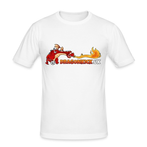 DRAGONKICK.UK - Men's Slim Fit T-Shirt