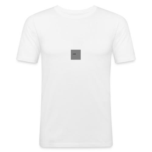 Logo-png - Obcisła koszulka męska