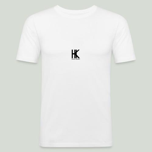 HK Logo - slim fit T-shirt