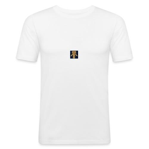 træmand trøje - Herre Slim Fit T-Shirt