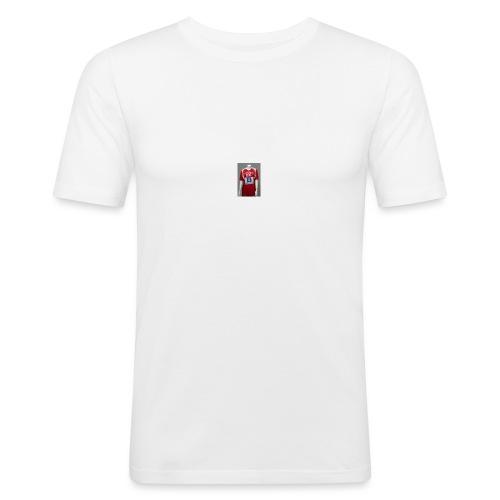 518563-10-1261185785937 - Slim Fit T-skjorte for menn