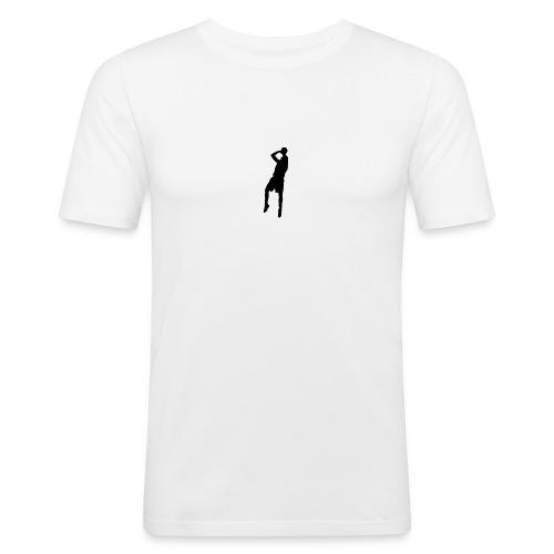 14355918-png - Maglietta aderente da uomo