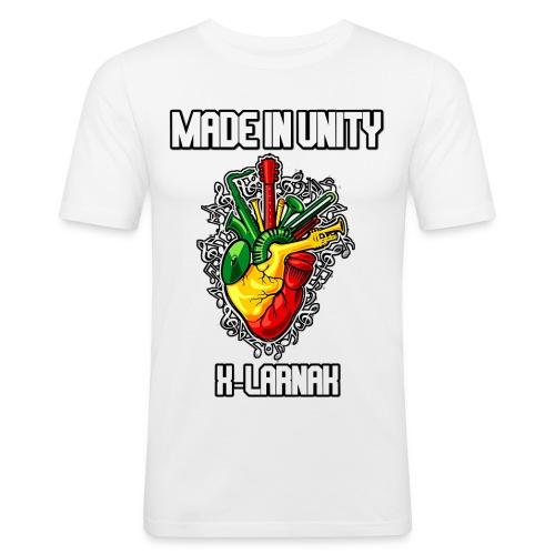 t shirt miu 2k14 x larnak - T-shirt près du corps Homme
