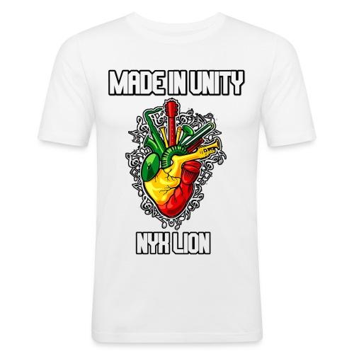 t shirt miu 2k14 nyx lion - T-shirt près du corps Homme