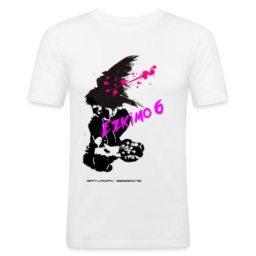 Ezkimo 6 : Saturday sessions - Men's Slim Fit T-Shirt