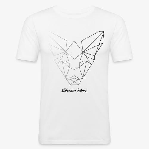 DreamWave Fox/Renard - T-shirt près du corps Homme