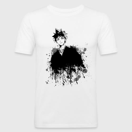 Ink Samourai - T-shirt près du corps Homme