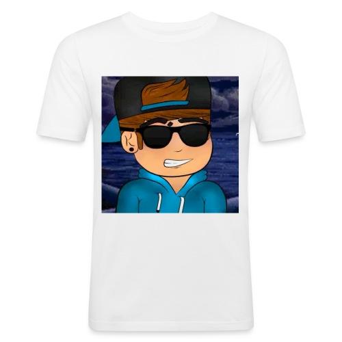 GameDeur - Mannen slim fit T-shirt