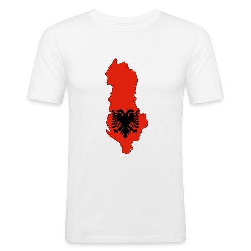 Albania - T-shirt près du corps Homme