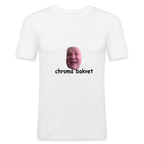 raccourcissement - T-shirt près du corps Homme