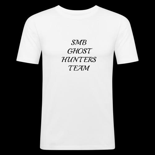 SMB GHT´S OFFICIELLA TEXT - Slim Fit T-shirt herr