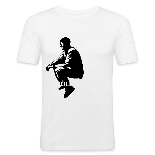 mollev - Slim Fit T-shirt herr
