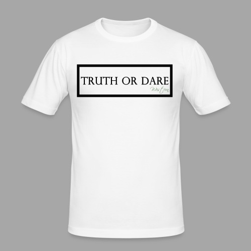 Western Truth or Dare Tee - Men's Slim Fit T-Shirt