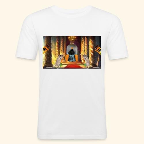 The Carrot King - Men's Slim Fit T-Shirt