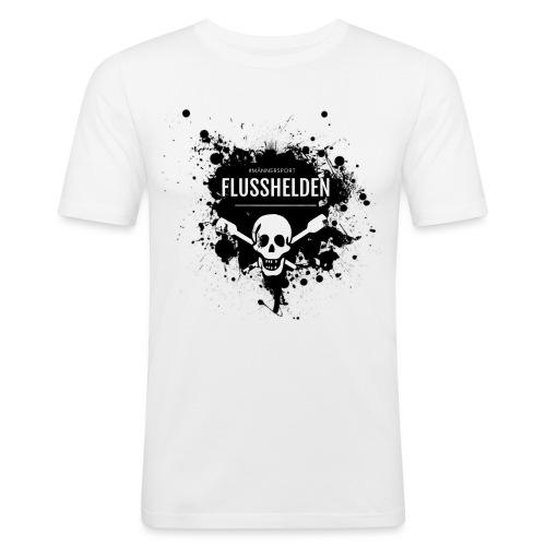 Kandler Flusshelden - Männer Slim Fit T-Shirt