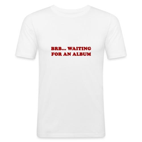 Album Shirt - Mannen slim fit T-shirt