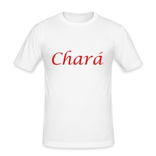 Chará design 1 - Men's Slim Fit T-Shirt