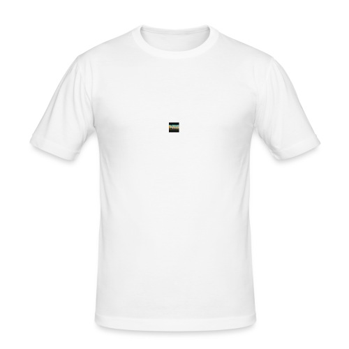 emilking44gaming youtube logo - Slim Fit T-shirt herr