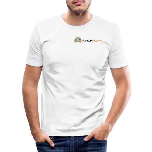 DoubleBlack - Herre Slim Fit T-Shirt