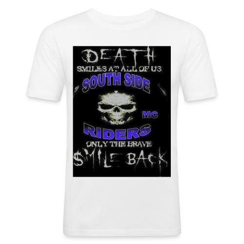 death smiles - Men's Slim Fit T-Shirt