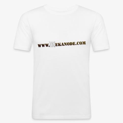 wwwMEKANODEcom - T-shirt près du corps Homme