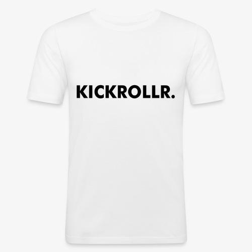 KICKROLLR. - Mannen slim fit T-shirt