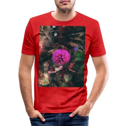 № 15 [spem] - Men's Slim Fit T-Shirt
