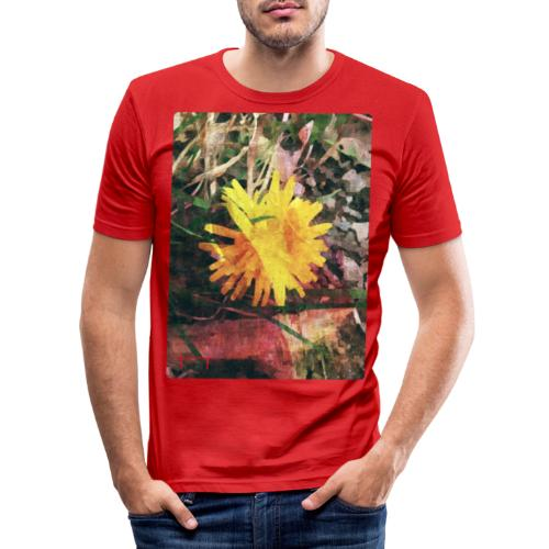 № 27 [leo] - Men's Slim Fit T-Shirt