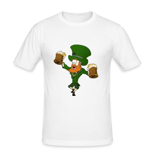 irish dancer - T-shirt près du corps Homme