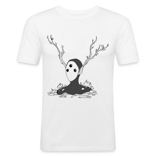 Spirit - Mannen slim fit T-shirt