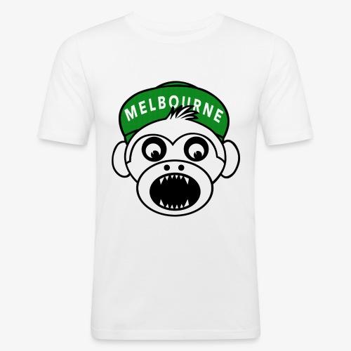 Melbourne - T-shirt près du corps Homme