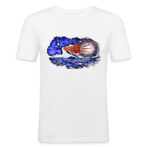space1 - Men's Slim Fit T-Shirt
