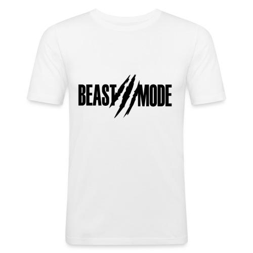 beastmode - Men's Slim Fit T-Shirt