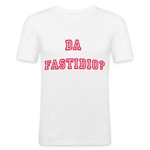 DaFastidio - Maglietta aderente da uomo