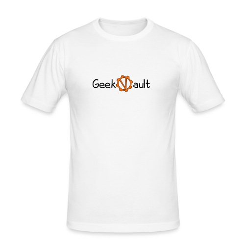 Geek Vault Tee - Men's Slim Fit T-Shirt