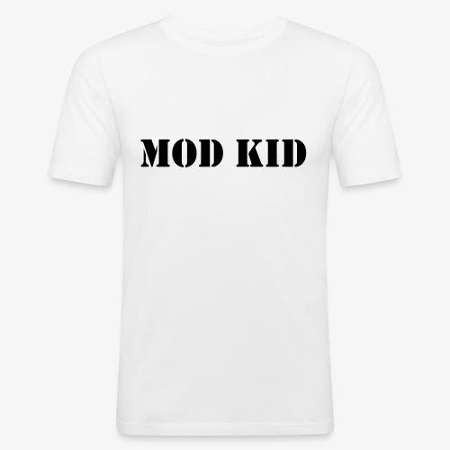 Mod kid - Men's Slim Fit T-Shirt